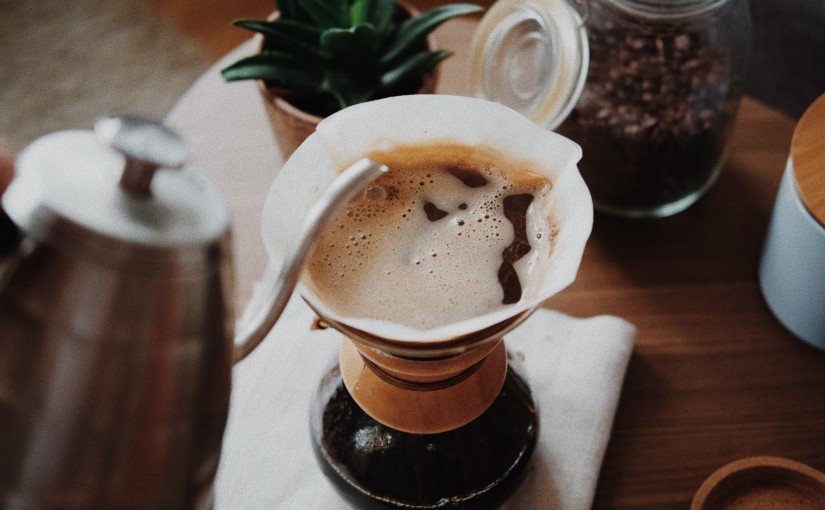 If We Were Having Coffee // A Project and aPassion